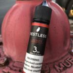 Restless E-liquid's<br>Jumpy Strawberry Gelato