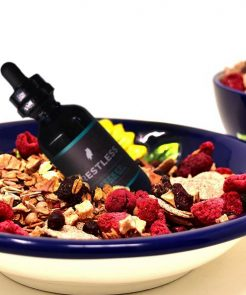Restless E-liquid's<br>Breakfast Bowl Blend