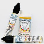 Cloud Brew's Tropical White Gummy Salt Nic
